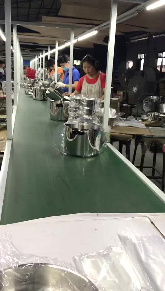 外科t304greaseless水なしステンレス製の調理器具セット