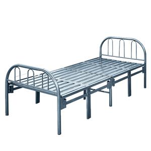 折叠床单人床1米出租屋家用钢丝床
