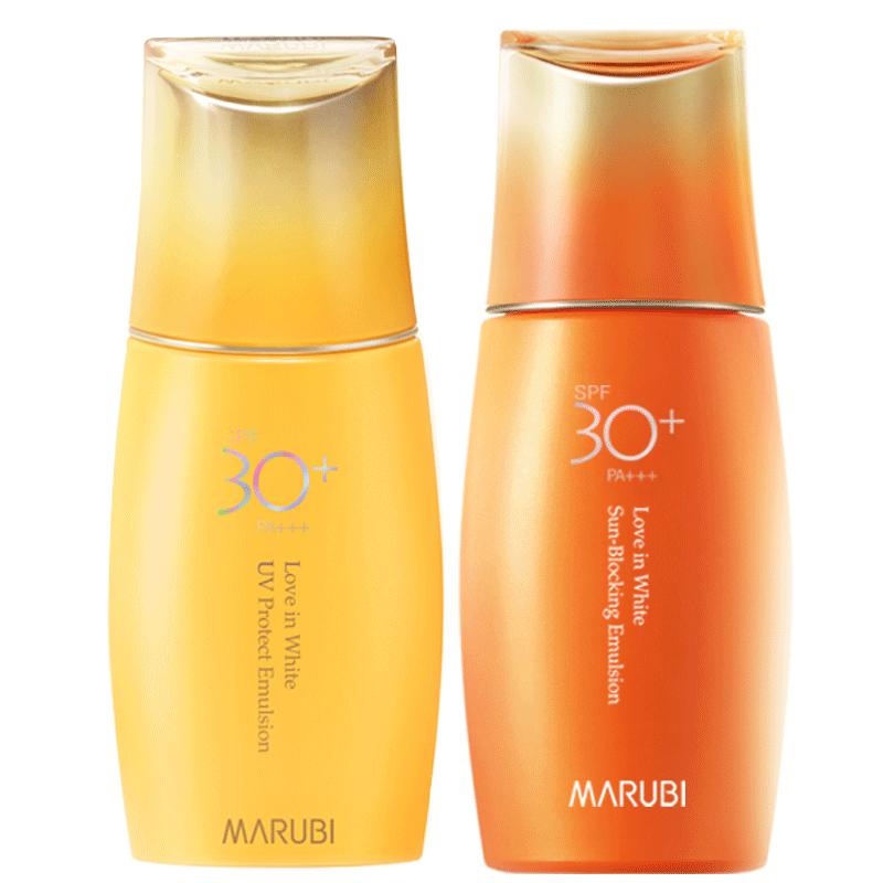 【丸美】防紫外线隔离两瓶