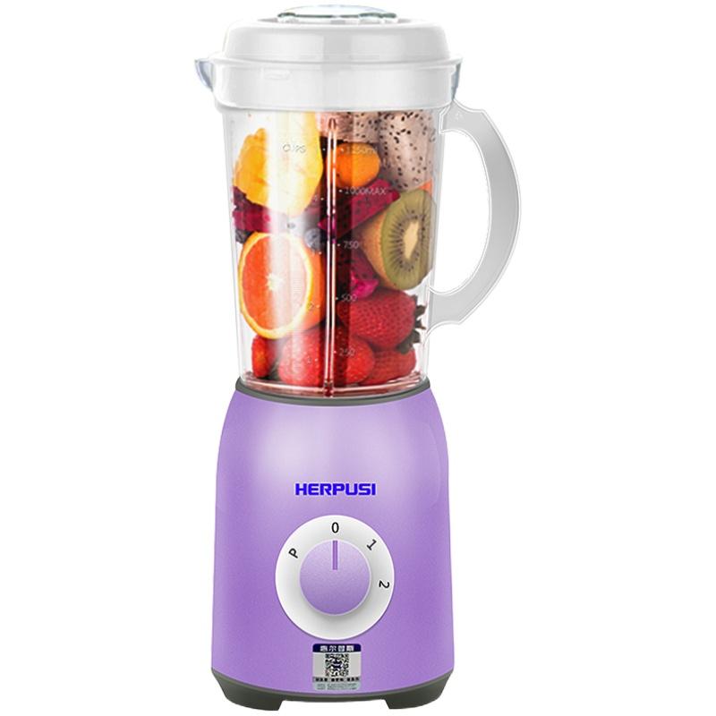 家用料理炸豆浆果汁搅拌水果榨汁机怎么样