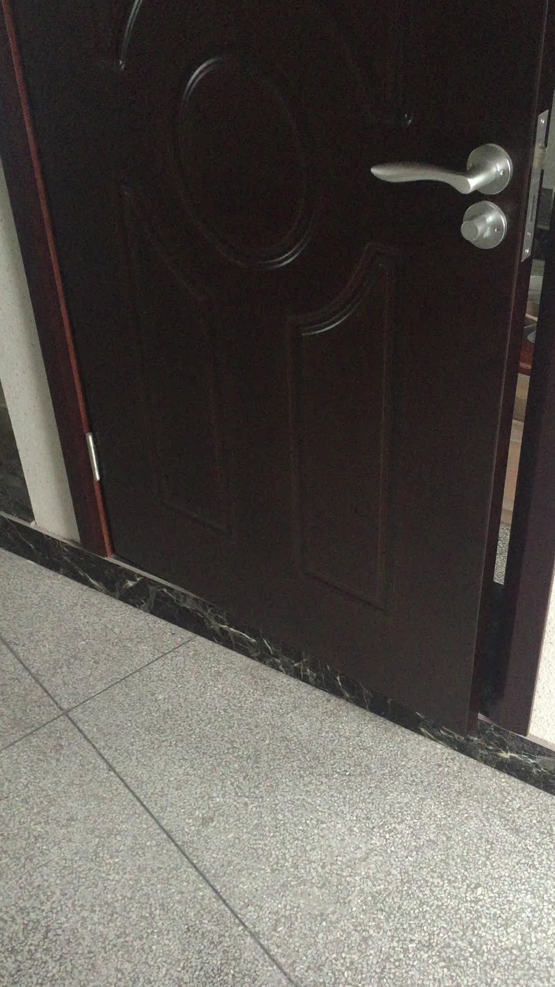 45usd project use solid wood flush door single door