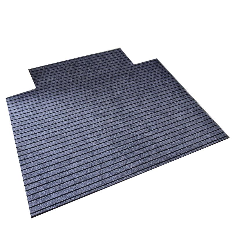 家用可裁剪厨房防滑垫子大门口门垫质量靠谱吗