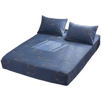 单件100全棉床垫套防滑纯棉床笠质量如何
