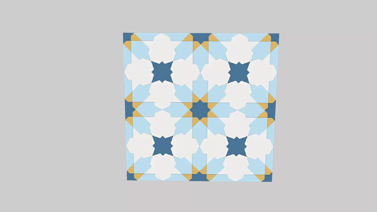 CTS 3.2 Encaustic cement tile made in Vietnam high quality export to USA