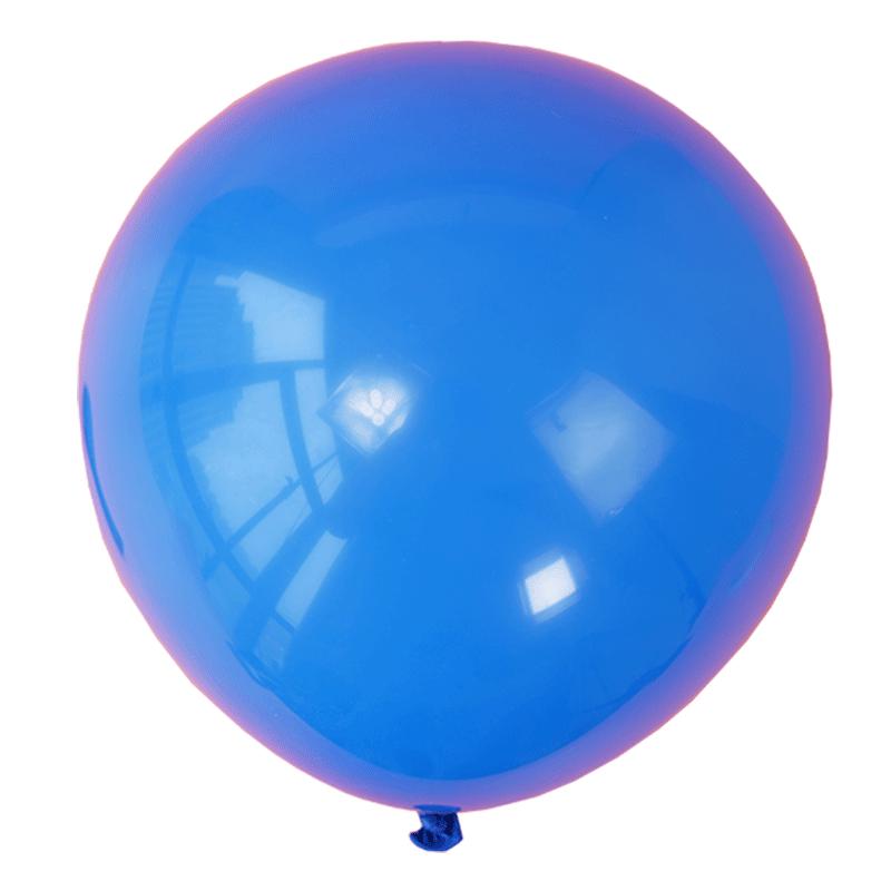 纯色气球儿童卡通生日装饰气球飘空装扮活动婚庆婚房场景布置套餐