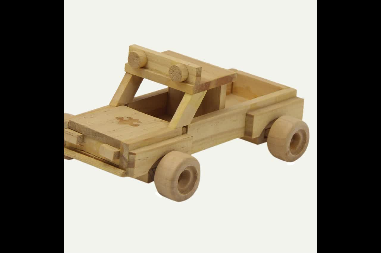 Wooden Toys Product : New toys wooden craft cars china trucks toy for