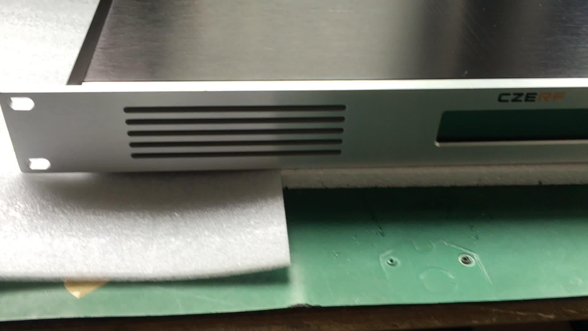 CZE-T501 50W Stereo PLL FM Transmitter with Power Amplifier
