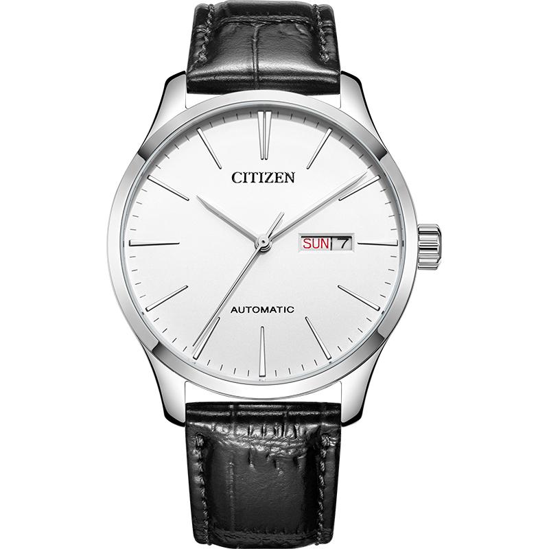 citizen正品男时尚皮带轻奢表手表好不好