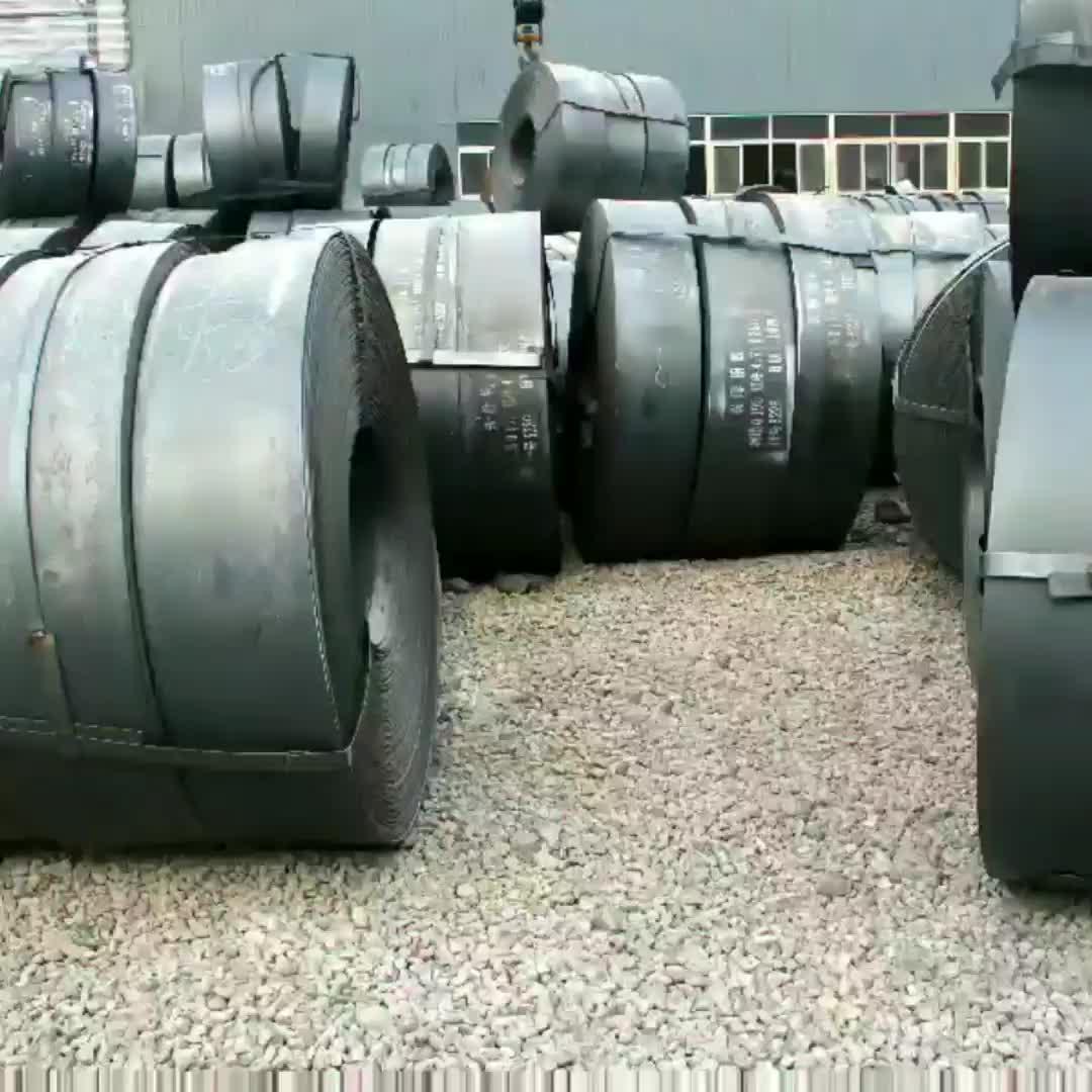 Tianjin Nanxiang Stahl warmgewalzte stahl spule 1mm stahl spule lagerung systeme hr cr spulen