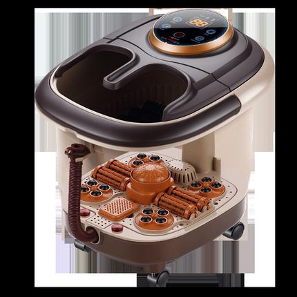 高深洗脚全自动加热恒温电动泡脚桶
