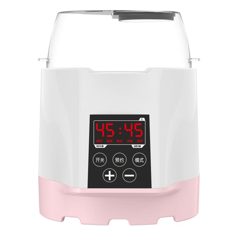 温奶器消毒二合一婴儿智能一体奶瓶好用吗