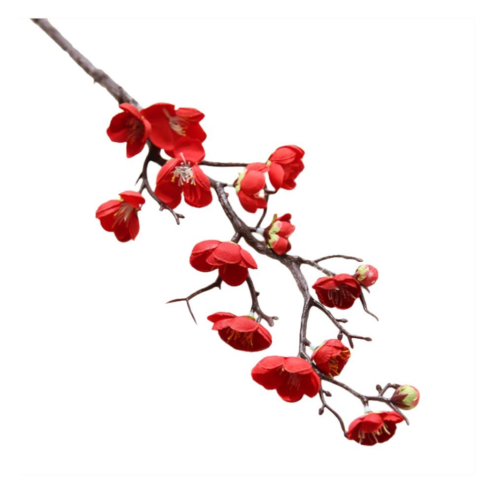 腊梅中式家居禅意客厅摆件树枝梅花好用吗