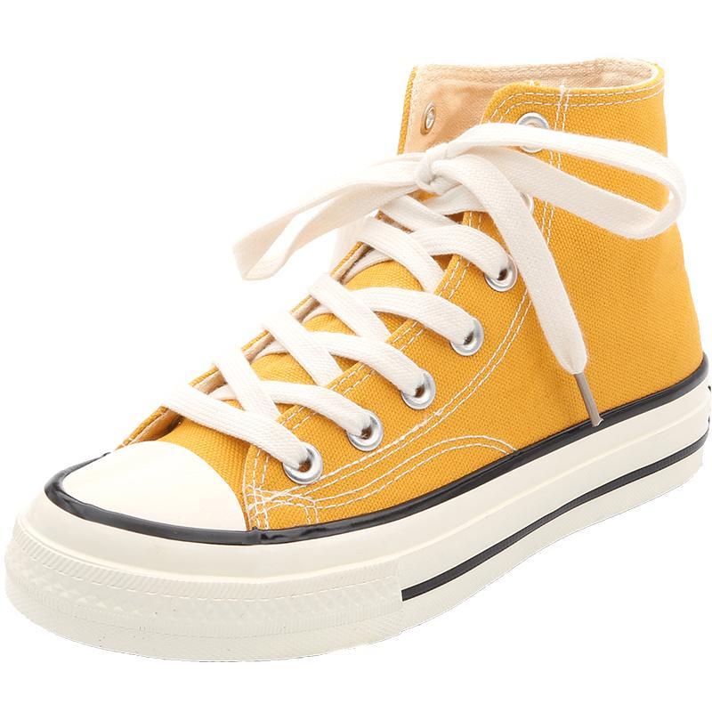 环球2021春季新款百搭经典小白鞋子质量好不好