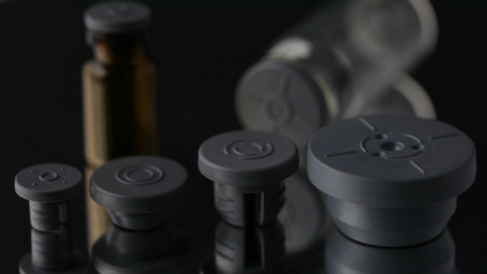 Medizinische grade bromobutylgummistopfen für pharma anlage verwenden