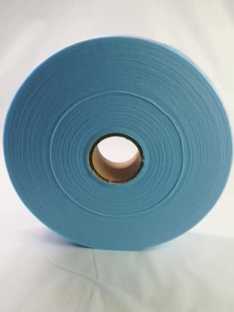 REPEATEDLY HYDROPHILIC HOT AIR THROUGH ADL NONWOVEN