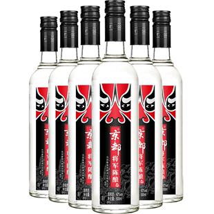 京都国产纯将军陈酿浓香型*粮食酒