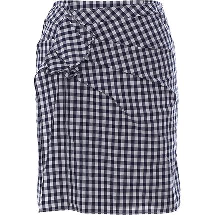 季候风2019夏季商场同款纯棉短裙