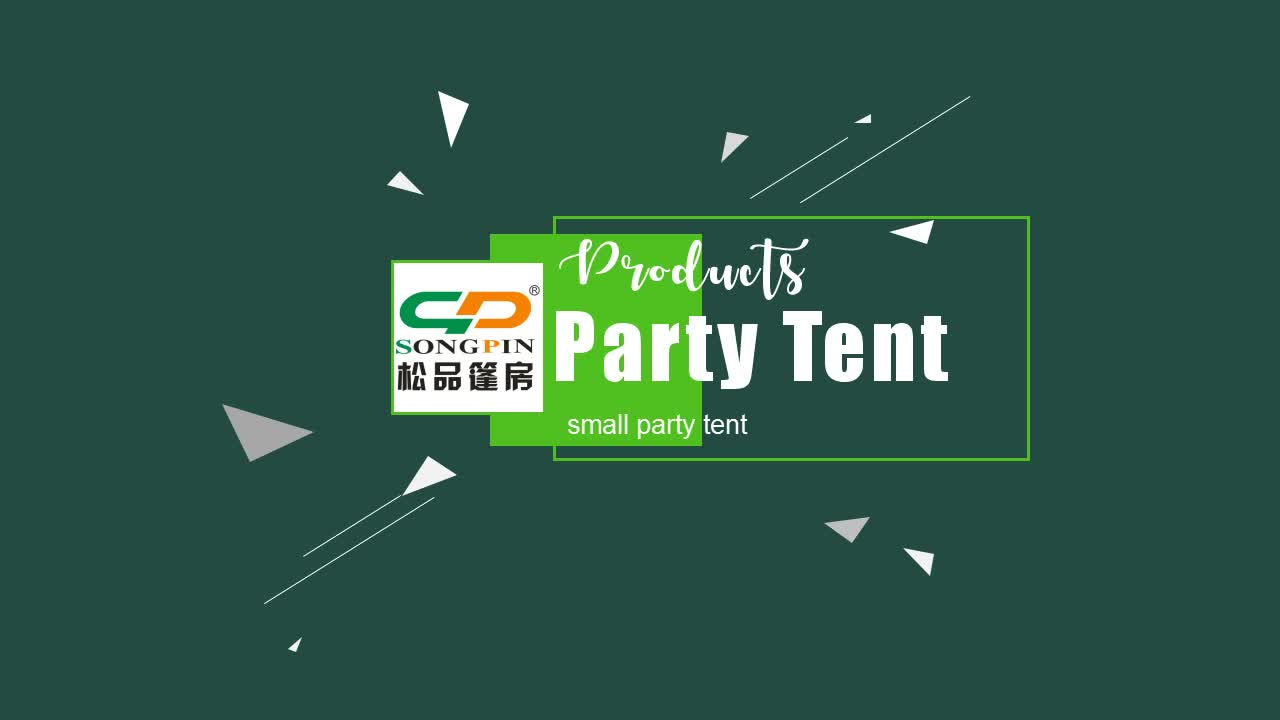 10x20m commercial marquee party tent for outdoor events