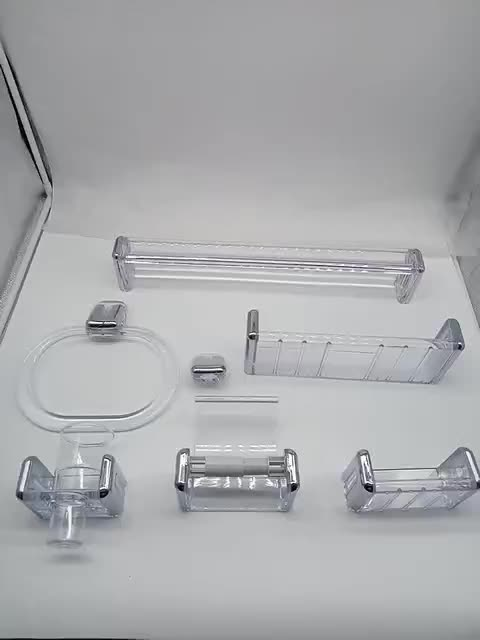 Brass Stainless Steel Bathroom Accessories Names