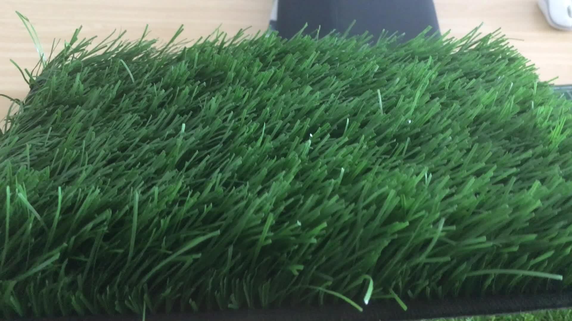Niet-infill Kunstmatige Voetbal Spelen Grond Kunstgras Turf Fabrieken