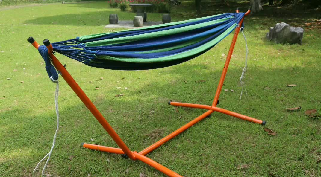 with stand hammock double beachcrest dorinda home outdoor reviews pdx wayfair