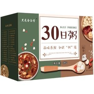 粗粮组合30日礼盒孕妇营养早餐杂粮