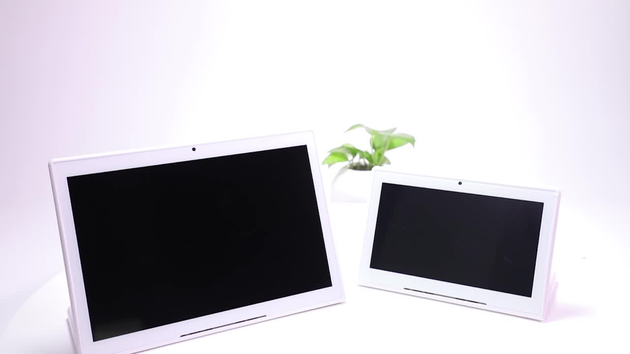 High quality IPS panel 10 inch white black android tablet all in one pc with android 6.0