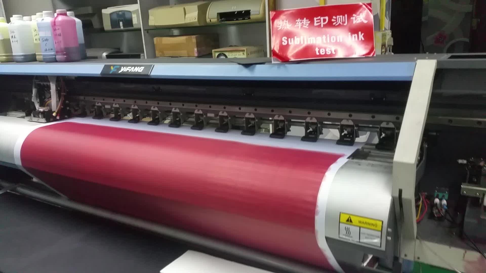 Hight quality 6 color bulk dye sublimation ink for epson L801 L800 L805 L810 L850 L1800 printer