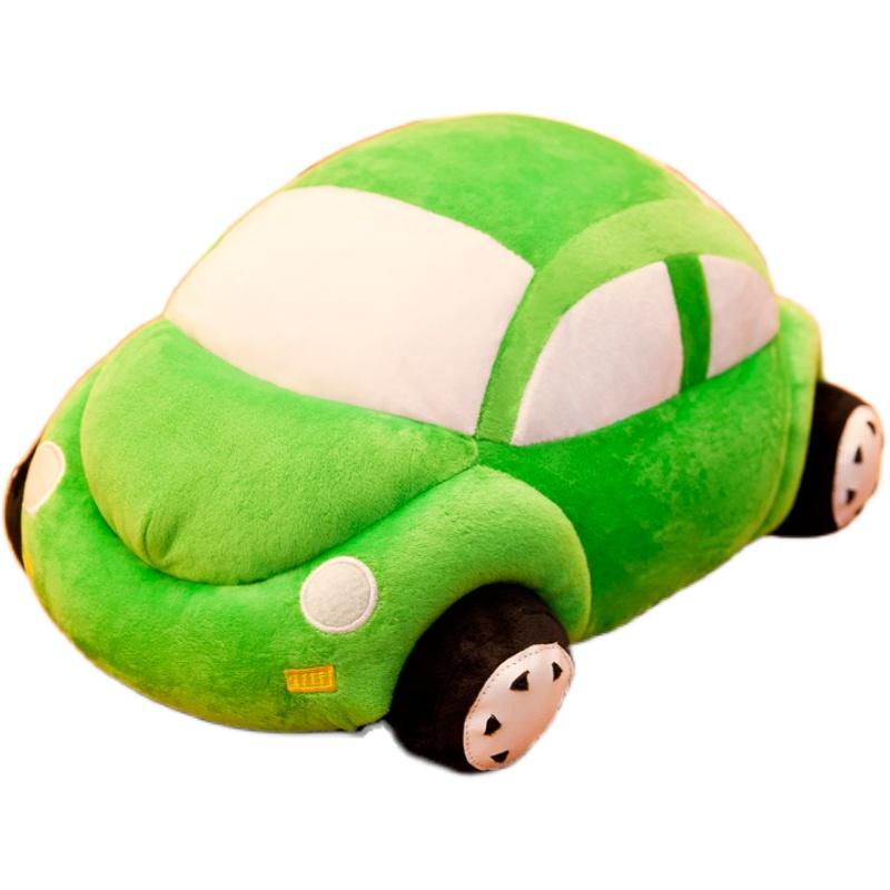 小汽车毛绒玩具儿童床上玩偶抱枕好用吗