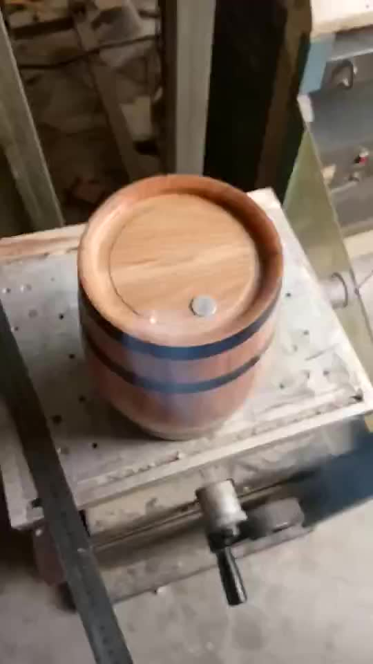 cheap pine oak wine barrels used