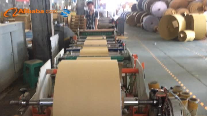 Saco do cimento do papel de kraft do saco do marrom de 25kg 50kg / papel de embalagem laminado tecido PP