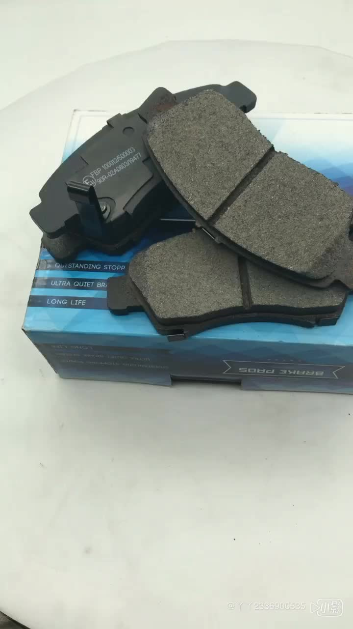 MARCH EXPO Best Quality Factory price Euro truck brake pads oem 21496550