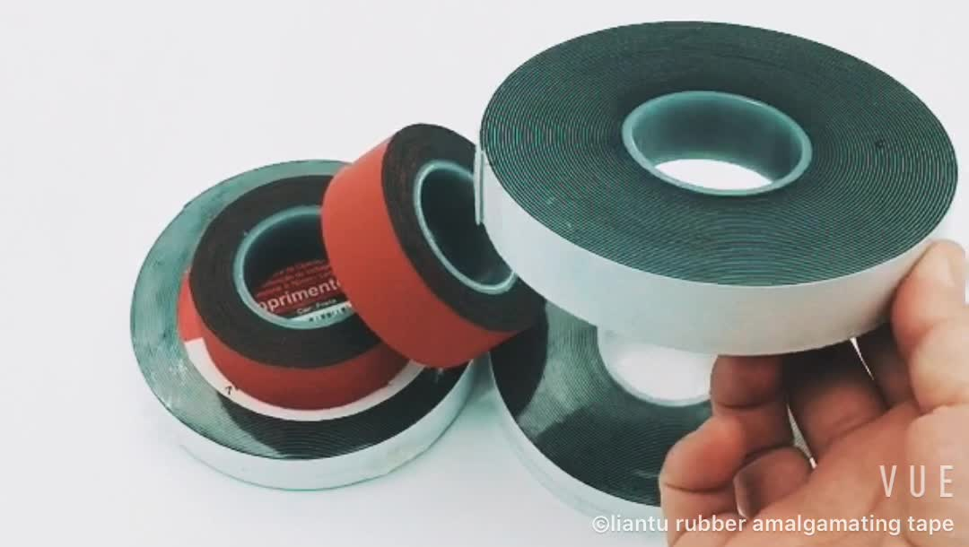 auto- fusing electrical insulation tape