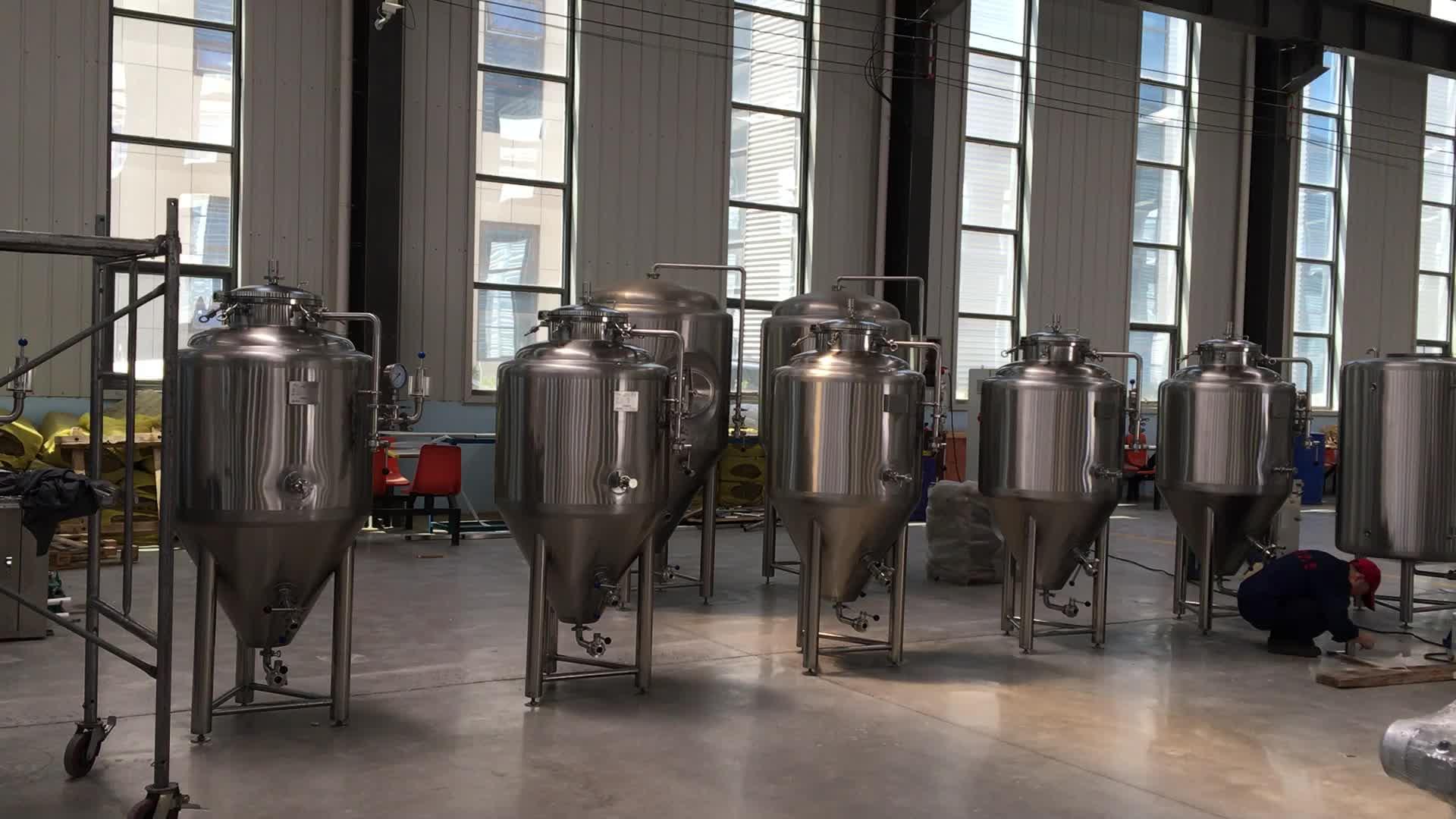 500l cerveja equipamentos de fabricação de cerveja/cerveja cervejaria máquina/fermentadores de homebrew