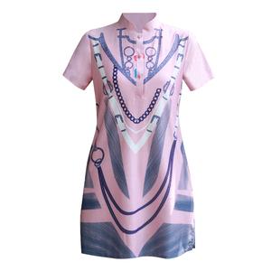 2021夏装新款复古紫粉色短袖打底衫