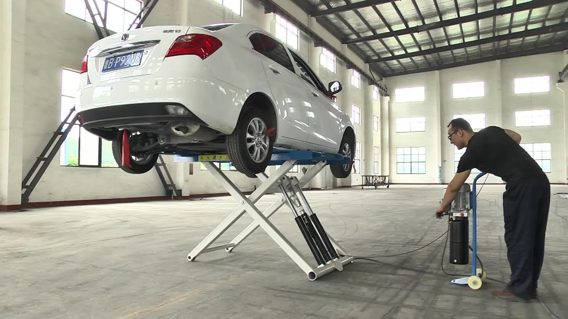 Hydraulic Portable Auto Scissor Jack Car Lift - Buy Used Hydraulic Car  Lift,Auto Scissor Car Lift,Hydraulic Jack High Lift Product on Alibaba com