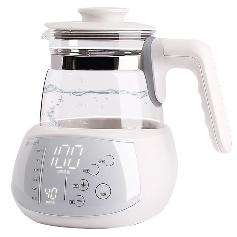 doson恒温调奶器玻璃壶智能热水壶好用吗