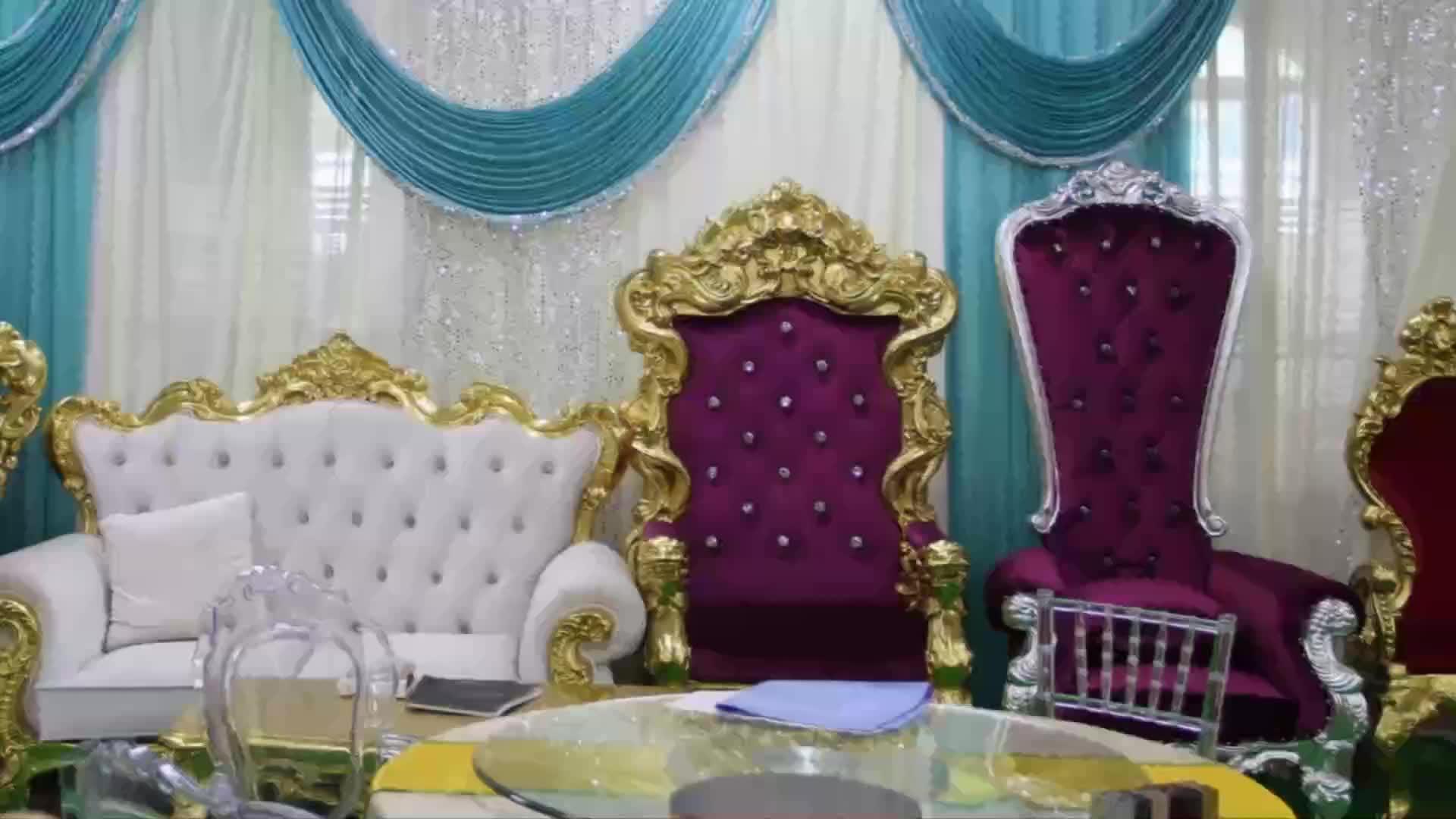2017 Venta caliente boda utilizado sillas Chiavari