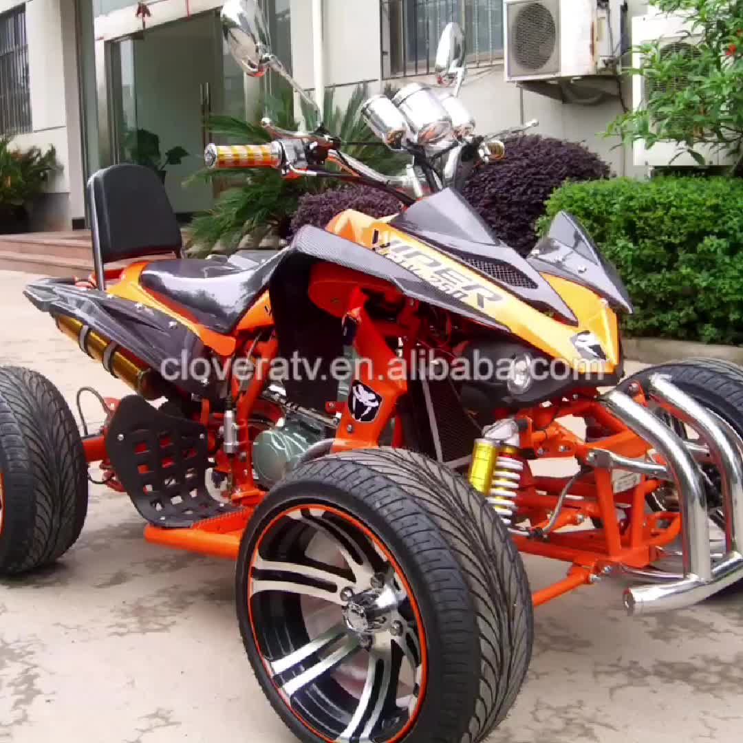 Street Bike Quad: 2016 Road Legal Quad Bike Viper 250cc Racing Atv With Eec