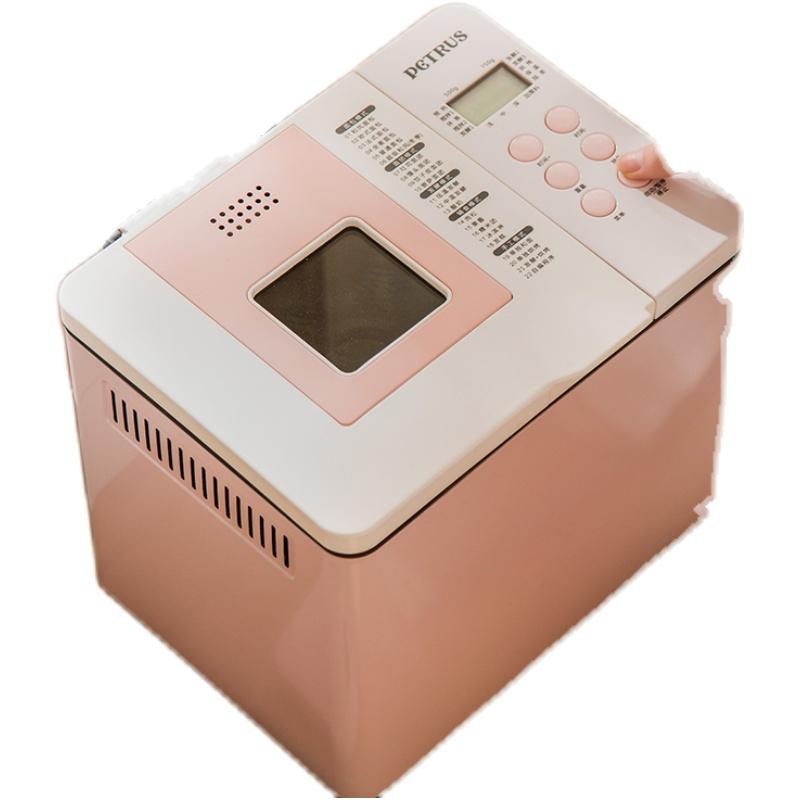 柏翠pe6600家用全自动面包机早餐机评价好不好