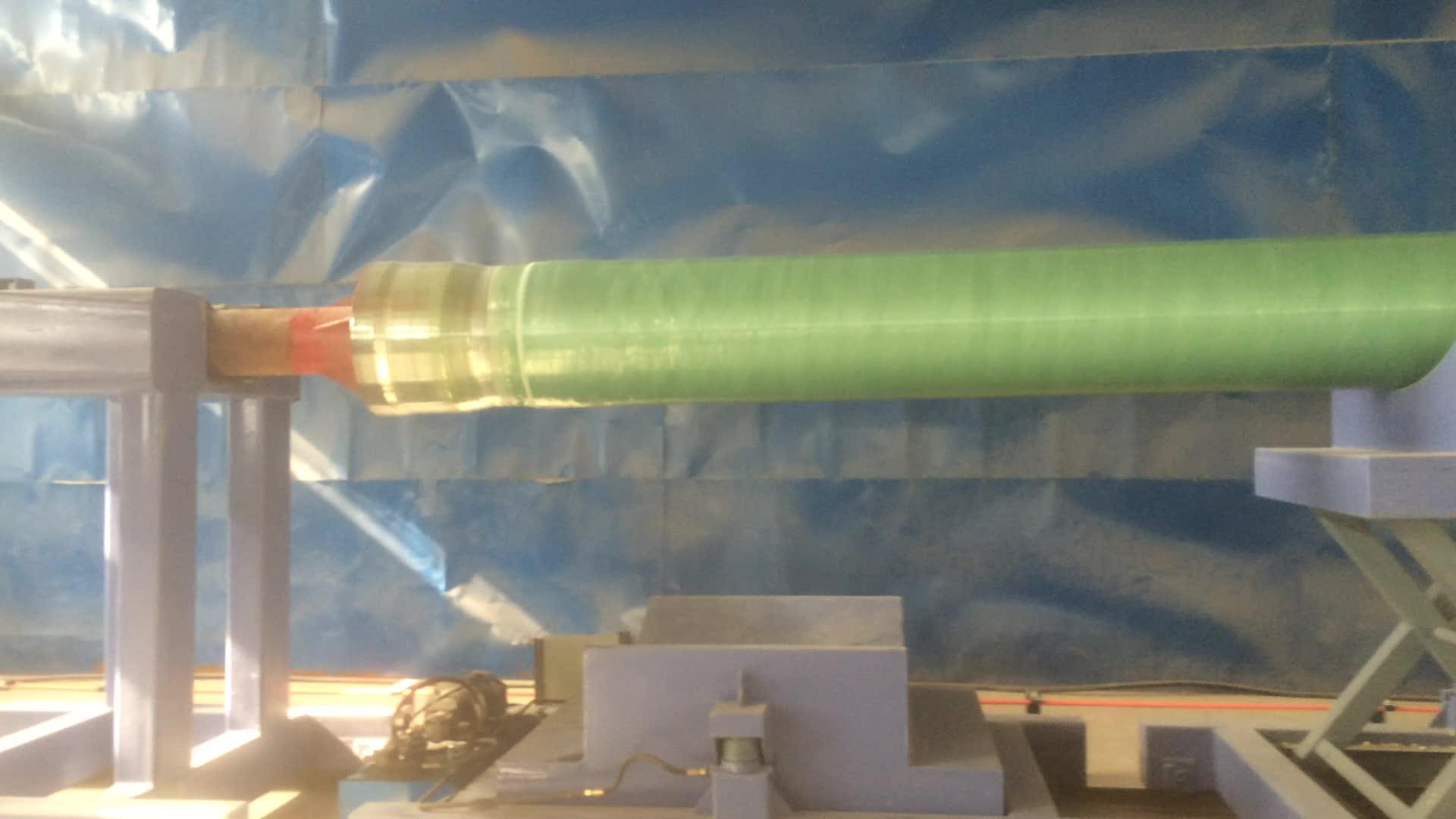 Fiberglass pipes GRP/FRP pipe