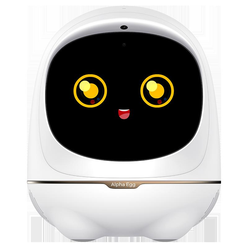 【薇娅推荐】阿尔法蛋大蛋2.0智能机器人儿童早教机人工智能机器人学习机语音对话玩具故事机智能学习高科技