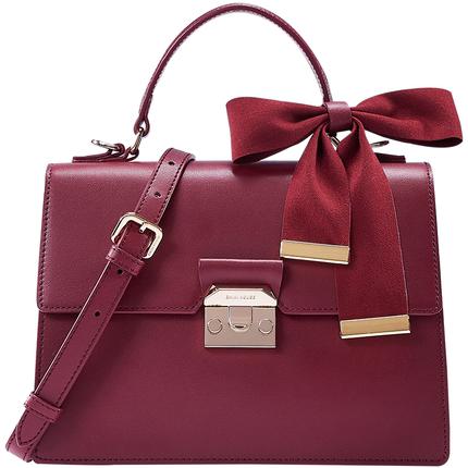 伊米妮女士2019新款牛皮链条包包