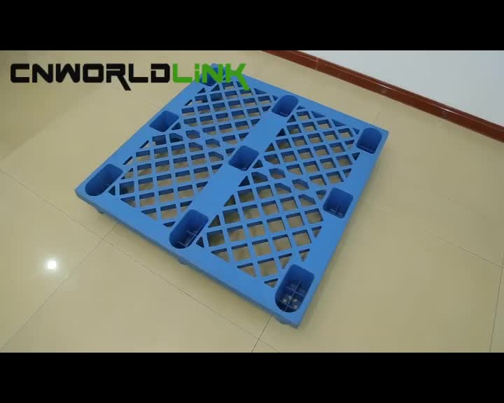OEM New Design Stackable Plastic Pallet for 12 Water Bucket