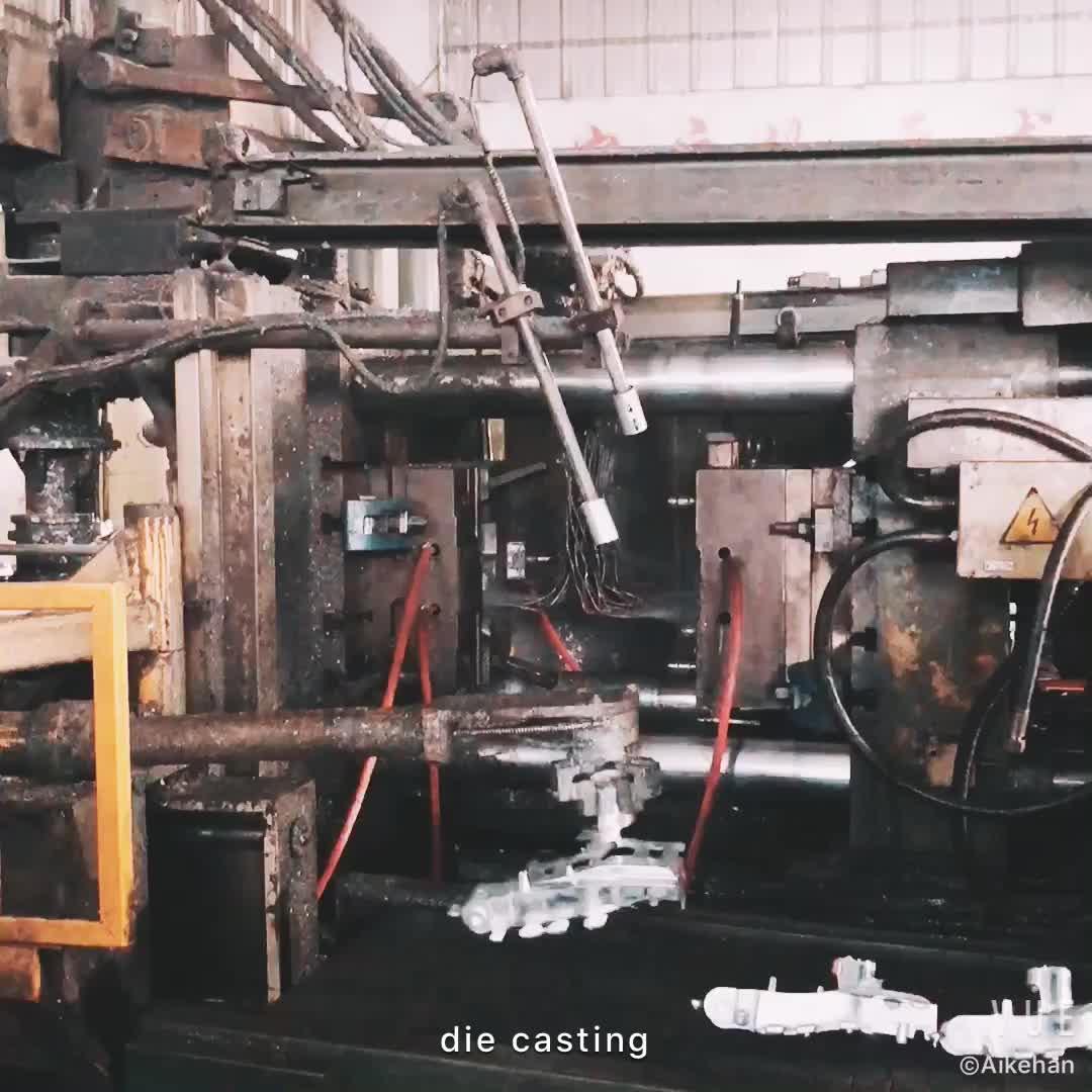 Özel hassas alüminyum motosiklet yedek parçaları CNC işleme parçaları