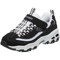 Skechers斯凯奇男女童运动老爹鞋小白鞋时尚亲子鞋熊猫鞋996212L