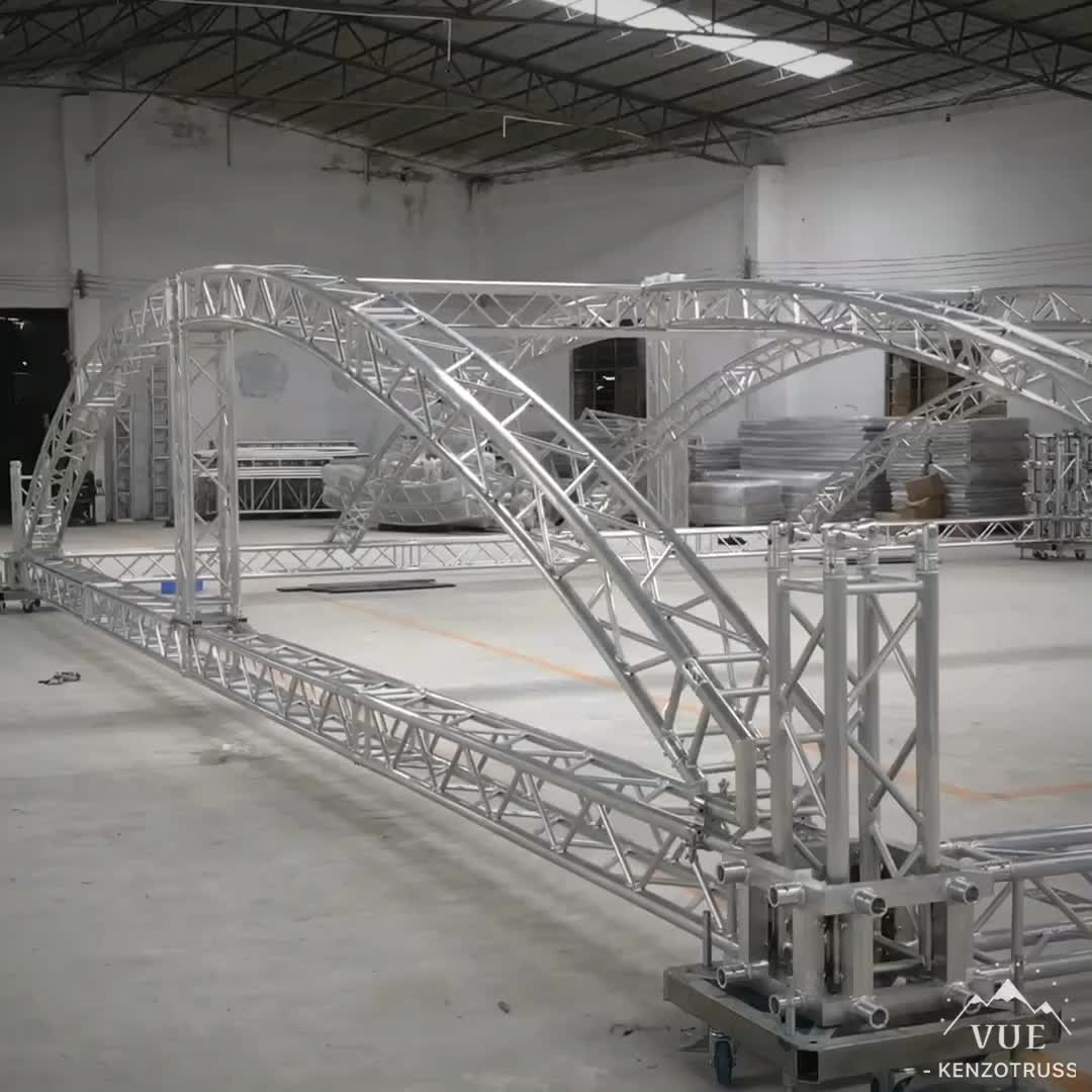 pssl lighting truss system white global dual accessory ft pack totem