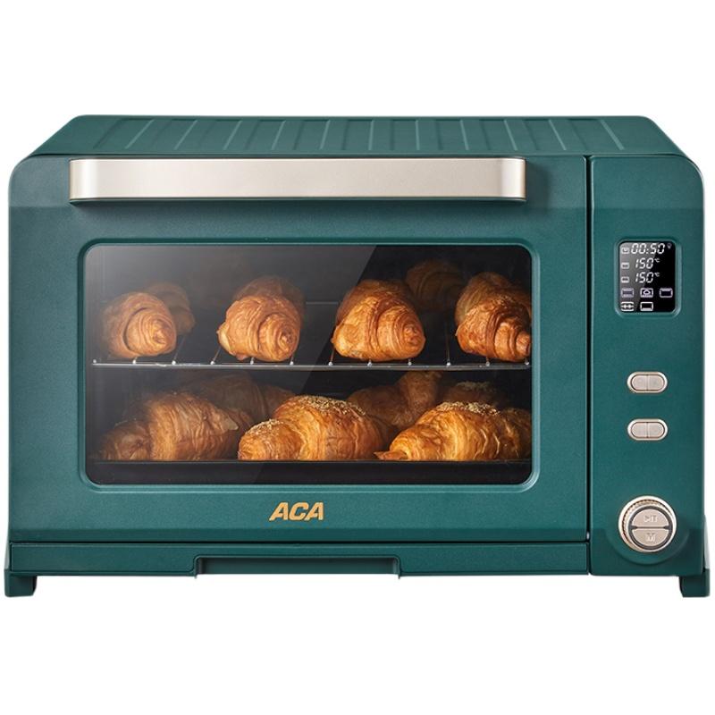 aca官方旗舰店e50a家用小型小烤箱评价好不好