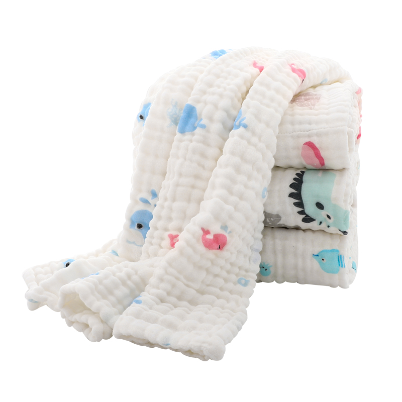 纱布纯棉宝宝超柔吸水洗澡大毛巾质量如何