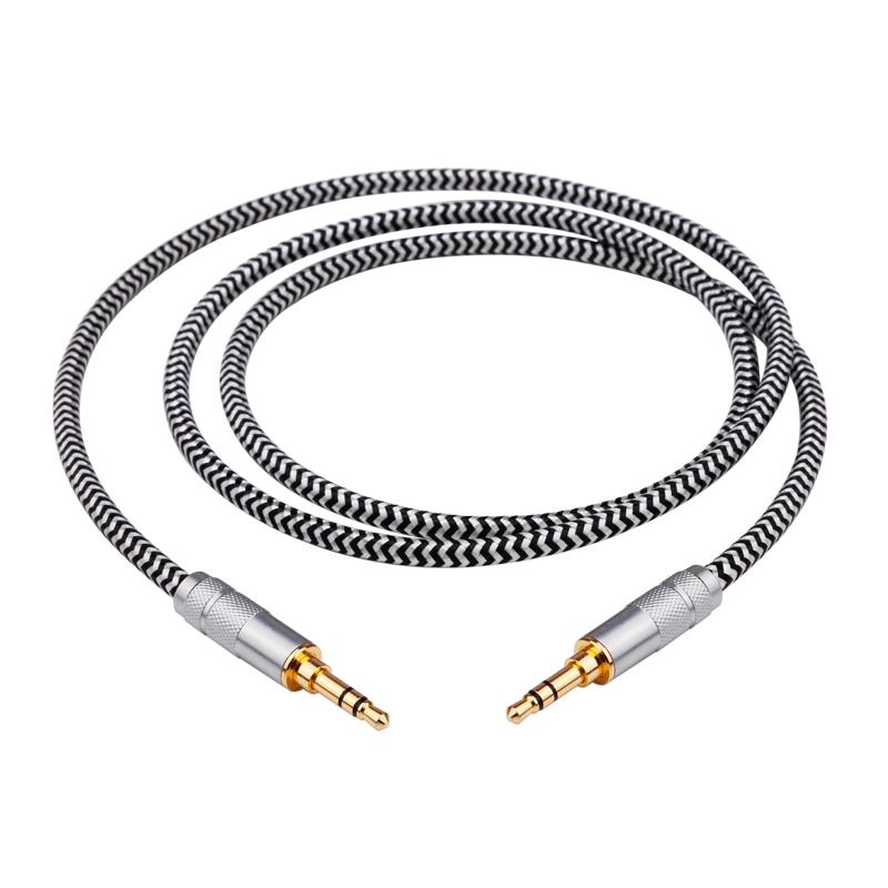 发烧3.5mm音频线aux车用公对公电脑音响连接手机Type-c耳机对录线
